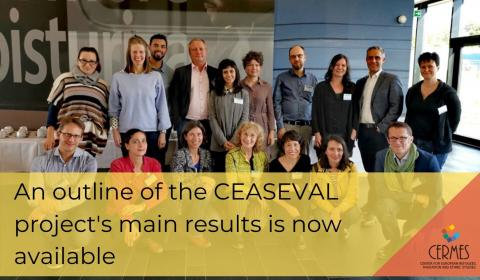 An outline of the CEASEVAL project's main results is now available