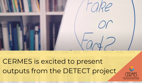 CERMES is excited to present outputs from the DETECT project